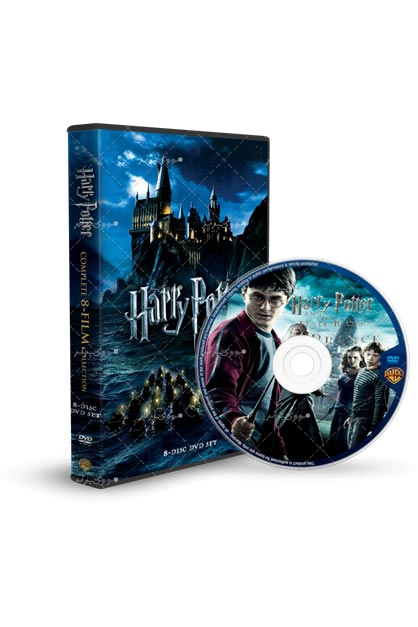 خرید مجموعه Harry Potter Collection