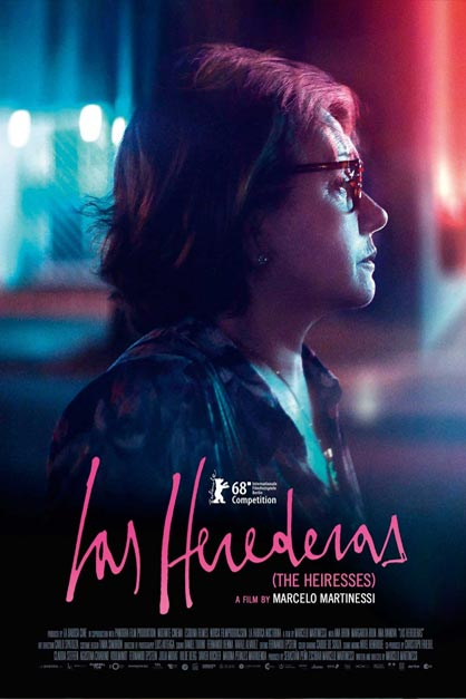 خرید فیلم The Heiresses 2018