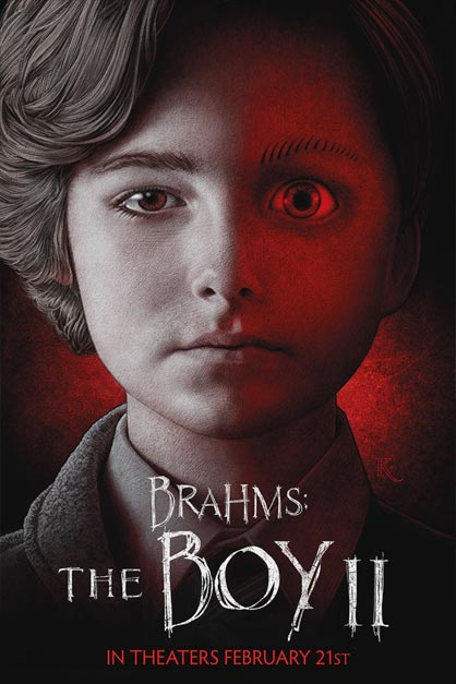 خرید فیلم Brahms: The Boy II 2020