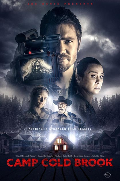 خرید فیلم Camp Cold Brook 2018