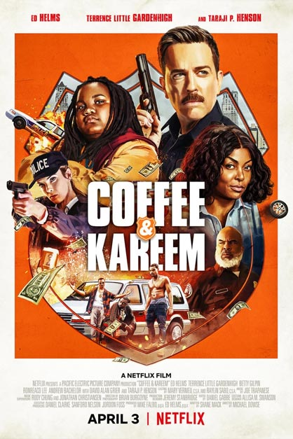 خرید فیلم Coffee & Kareem 2020