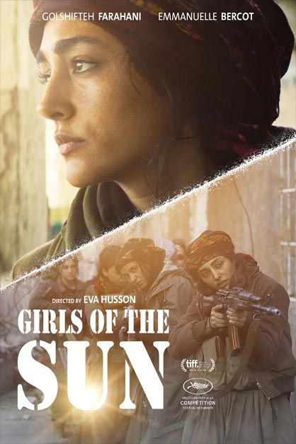 خرید فیلم Girls of the Sun 2018