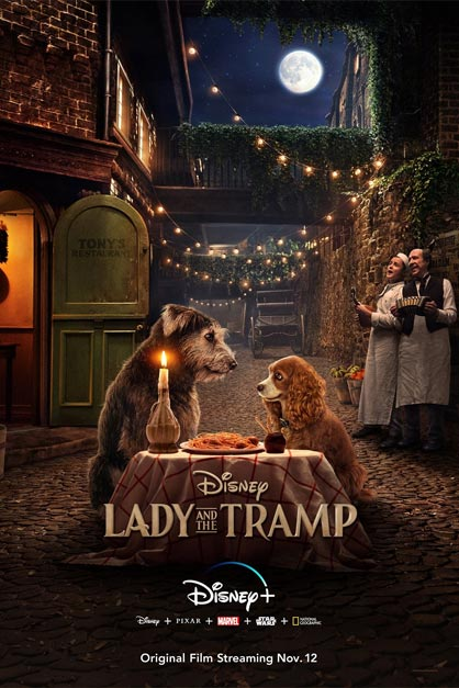 خرید فیلم Lady and the Tramp 2019