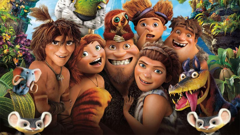 خرید فیلم The Croods: A New Age (2020)