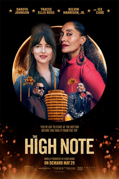 خرید فیلم The High Note 2020