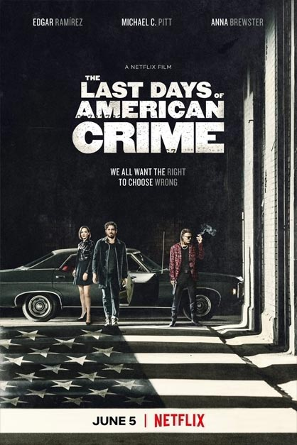 خرید فیلم The Last Days of American Crime 2020