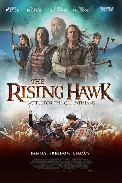 خرید فیلم The Rising Hawk 2019