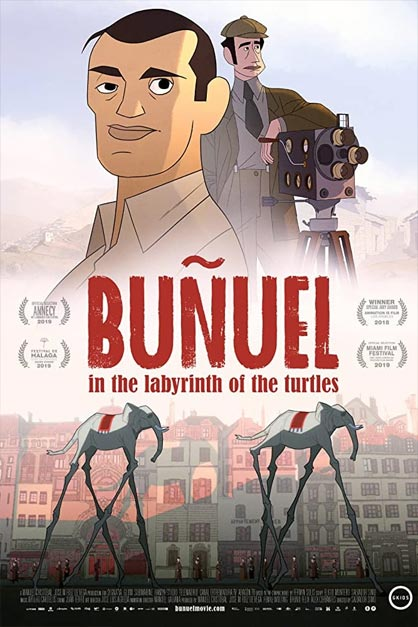 خرید فیلم Buñuel in the Labyrinth of the Turtles 2018