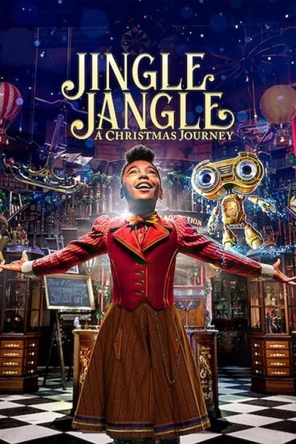 خرید فیلم Jingle Jangle: A Christmas Journey 2020