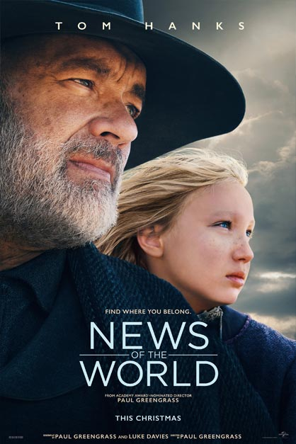 خرید فیلم News of the World 2020