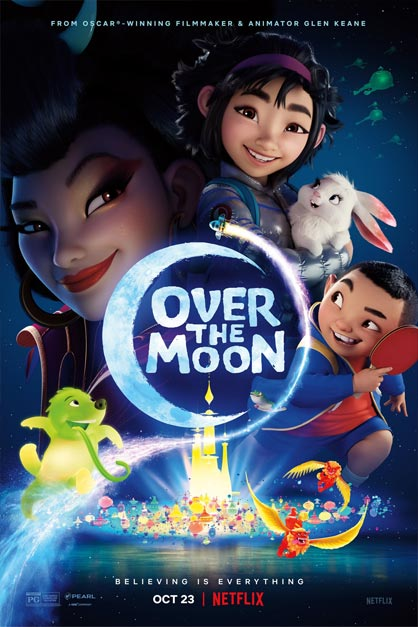 خرید فیلم Over the Moon 2020