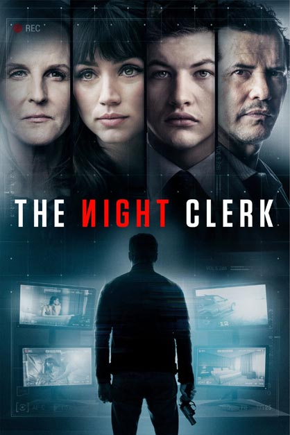 خرید فیلم The Night Clerk 2020