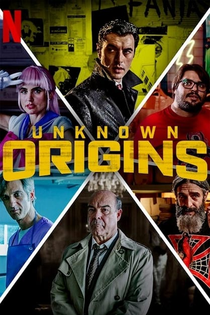خرید فیلم Unknown Origins 2020