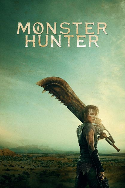 خرید فیلم Monster Hunter 2020