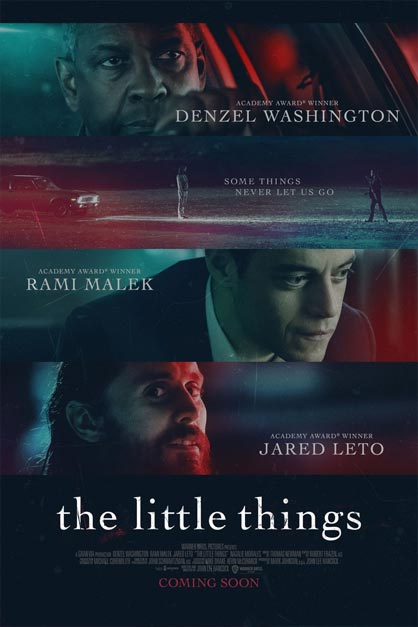 خرید فیلم The Little Things 2021