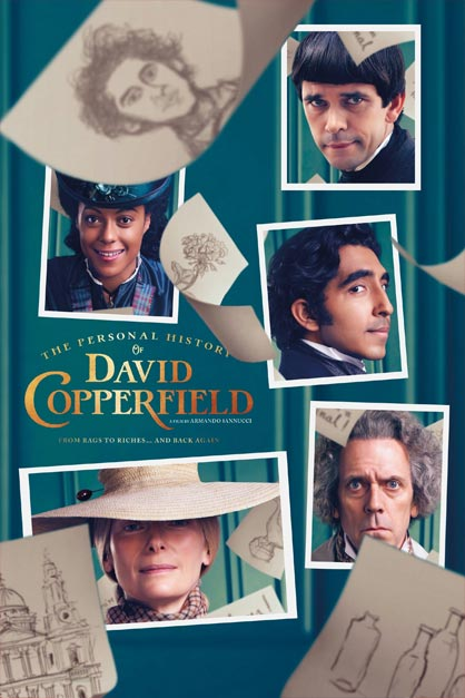 خرید فیلم The Personal History of David Copperfield 2019
