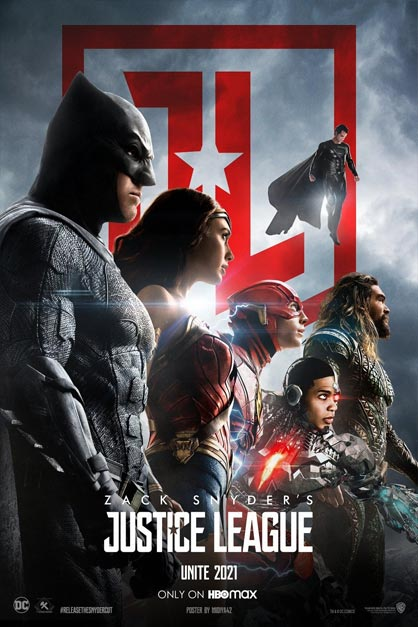 خرید فیلم Zack Snyder's Justice League 2021