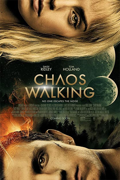 خرید فیلم Chaos Walking (2021)
