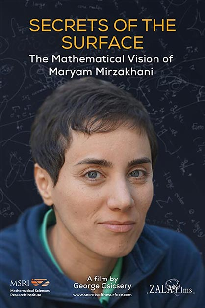 خرید فیلم Secrets of the Surface: The Mathematical Vision of Maryam Mirzakhani (2020)