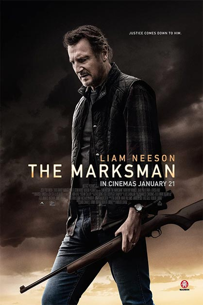 خرید فیلم The Marksman (2021)