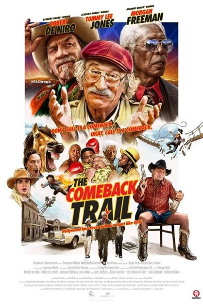 خرید فیلم The Comeback Trail (2020)