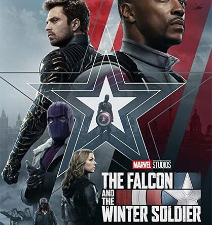 The Falcon and the Winter Soldier 2021 (مینی سریال)