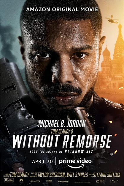 خرید فیلم Tom Clancy's Without Remorse (2021)